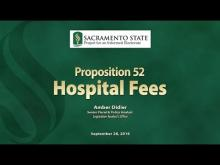 Sacramento State - Project for an Informed Electorate - Prop 52