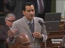 Assemblymember Rendon Presents, Assembly Passes New Water Bond Proposal for California