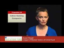 Proposition 48: Indian Gaming Compacts