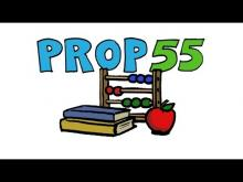 KCET Props in a Minute: Prop 55 - Extend Taxes for Education