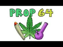 KCET Props in a Minute: Prop 64 - Marijuana