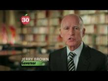Governor Brown Fireside Chat -- Yes on 30
