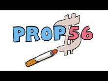 KCET Props in a Minute: Prop 56 - Cigarette Tax