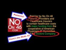 Shoot Holes in the No On Prop 46 Propaganda—CURES