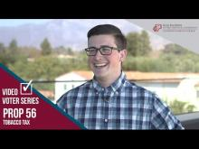 Claremont McKenna College Video Voter - Prop. 56: Tobacco Tax