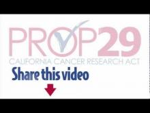 Why we support Prop 29: The California Cancer Research Act -- CA 4a Cure