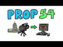 KCET Props in a Minute: Prop 54 - Publishing Bills Online