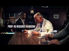 Prop 46 - Inebriated Dr Ad