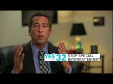 "Yes on Prop 32 - ""NFIB Endorse"" -- Take Back California"