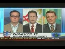 No On 19 campaign spokesperson Tim Rosales on Fox and Friends -- No On Prop 19