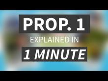 """Proposition 1 Explained in Under 1 Minute"" from CALMatters"