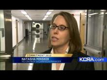 Prop. 34 debated at State Capitol -- KCRA 3 - Sacramento, CA