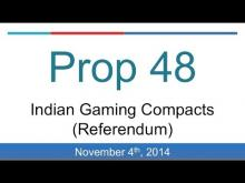 Proposition 48: New Casino (California 2014 Midterm Election)
