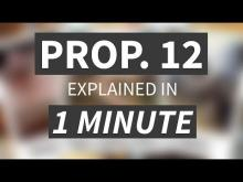 """Proposition 12 Explained in Under 1 Minute"" from CALMatters"