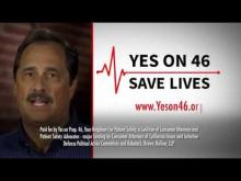 Bob Pack: Yes on Prop 46